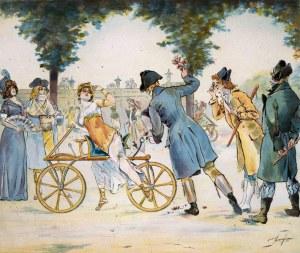 Dijon-Beaune en vélocipède, c'est ce week-end
