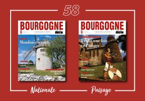 Moulins, Puisaye, Boutissaint, 26000 Couverts, Lilian Bourgeat… au menu de Bourgogne Magazine