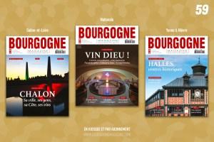 Vin dieu ! Bourgogne Magazine trinque à Chalon et sous les halles