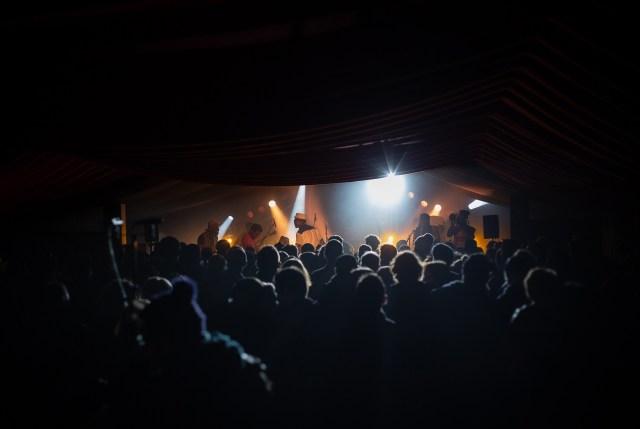 Olaïtan lors du Tribu Festival 2019 à Dijon