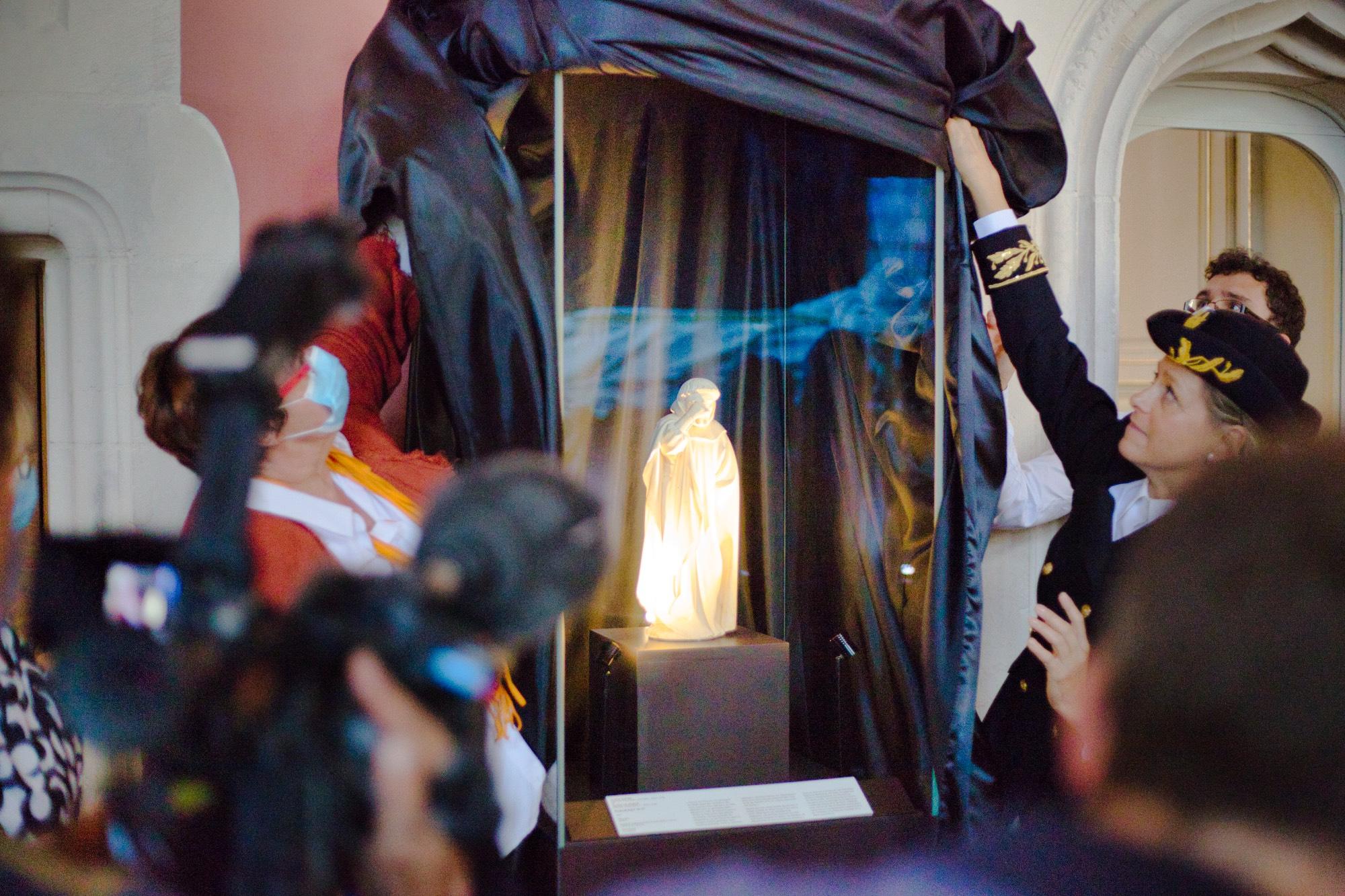 Le 17e Pleurant dévoilé au Musée des Beaux-Arts de Dijon