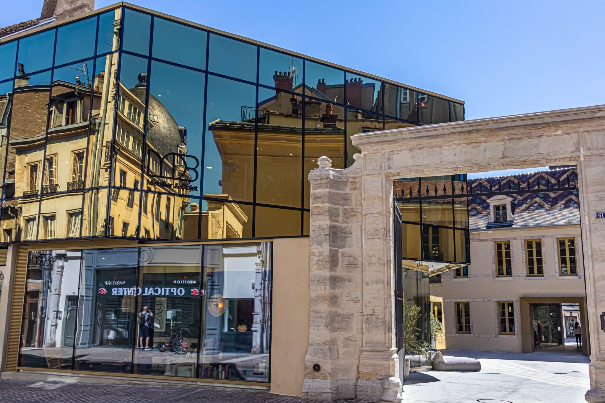 La Cour Bareuzai à Dijon