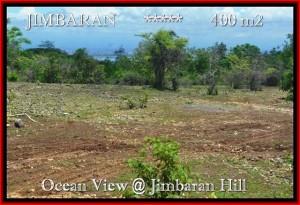 TANAH di JIMBARAN BALI DIJUAL MURAH 4 Are View laut Lingkungan villa