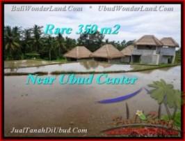 DIJUAL TANAH MURAH di UBUD Untuk INVESTASI TJUB476