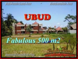 JUAL MURAH TANAH di UBUD Untuk INVESTASI TJUB435