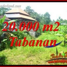 JUAL Tanah di Tabanan Bali TJTB418