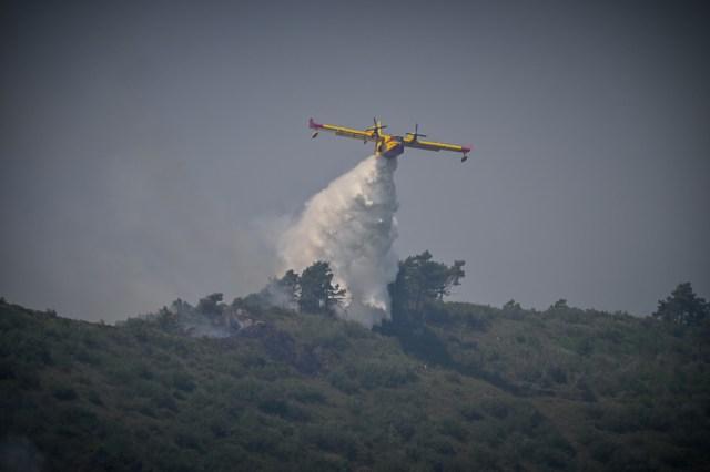 Πολιτική Προστασία: Οι πέντε περιφέρειες που αντιμετωπίζουν υψηλό κίνδυνο πυρκαγιάς