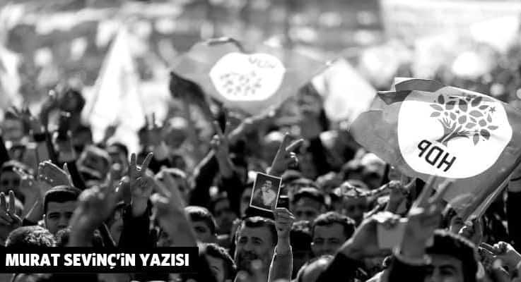 HDP Türkiye partisi olsun ama çok da olmasın!