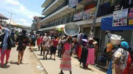 New Tafo Market