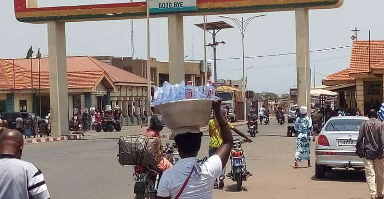 Open the borders, hunger is killing us — Ketu Youth to Akufo-Addo