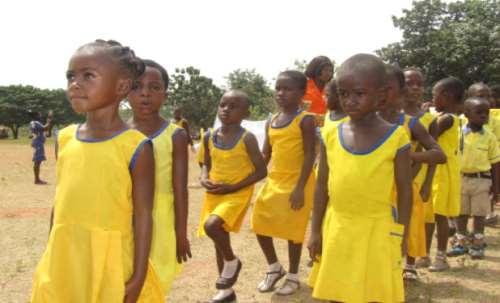 Techiman municipal girl child