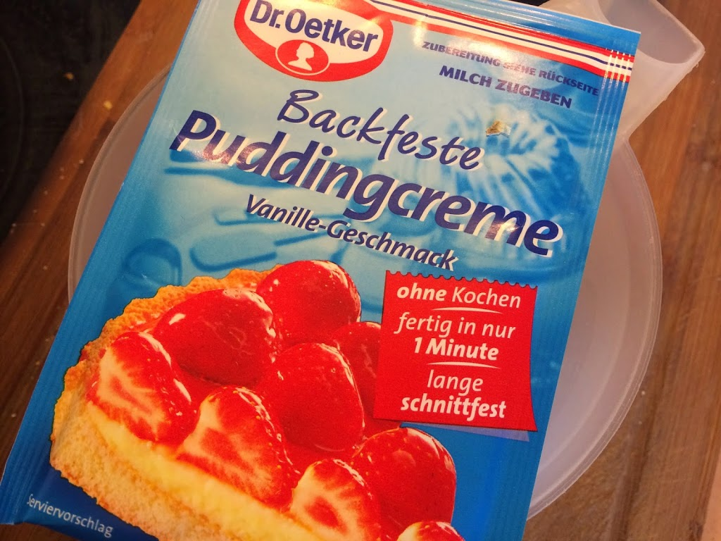 Dr Oetker Backfeste Puddingcreme Dila Vs Kitchen