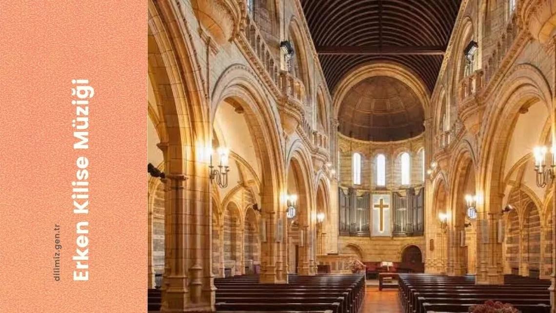 Orta Çağ Kilise Müziği