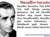 Muzaffer Sarısözen kimdir hayatı ve biyografisi