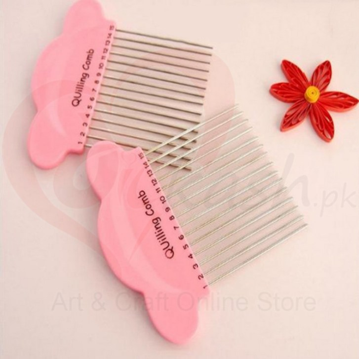 Paper quilling tools 2 assorted needles and 1 slotted tool quilling quilling paper paper quilling quilling comb quilling art comb mightylinksfo