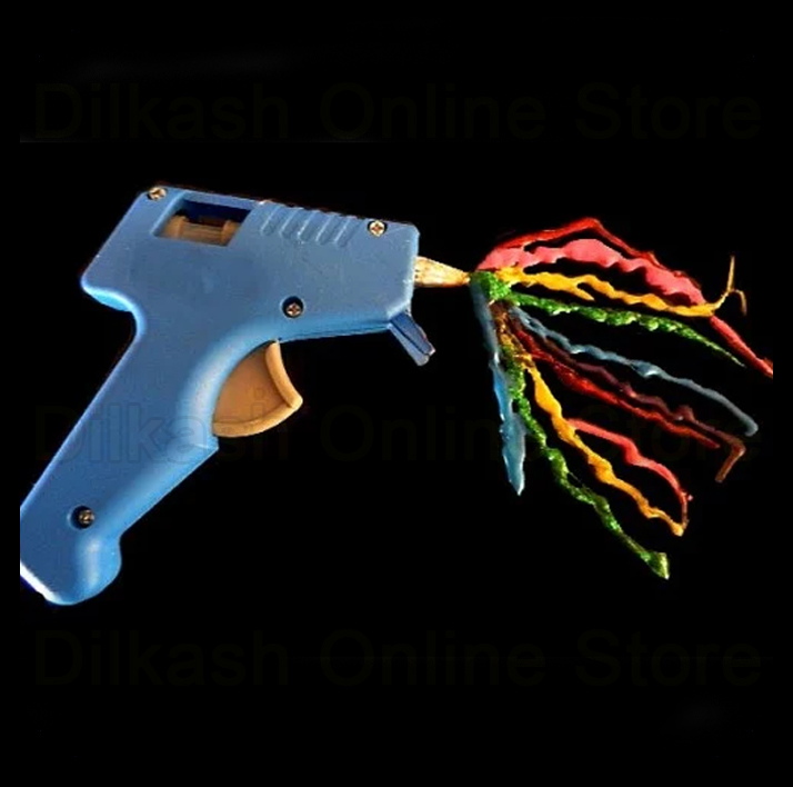 daraz glue gun, hot glue gun, glue gun sticks, hot glue silver only