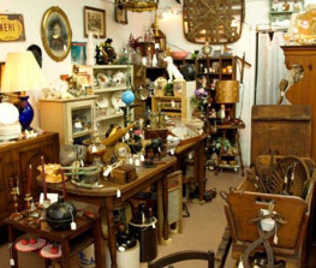 Antique Shops In Dillard