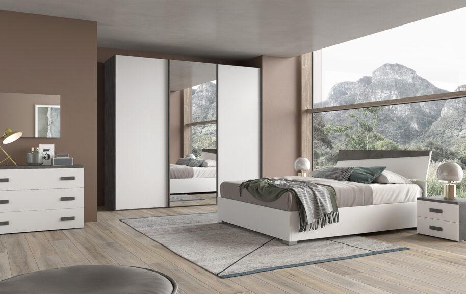 Si tratta di un vero e proprio programma completo diviso in tre design diversi per l'arredamento della: Camere Da Letto Moderne Arredamenti Di Lorenzo Napoli Part 2