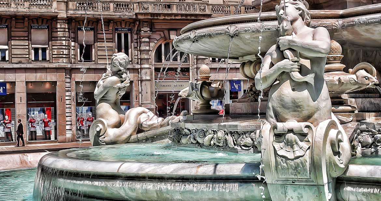 fontaine des jacobins lyon