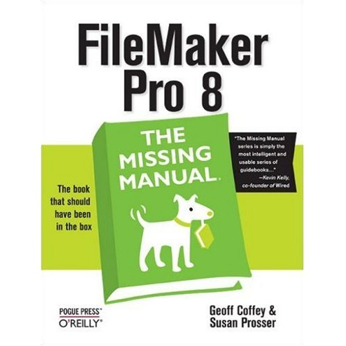 Filemaker book review
