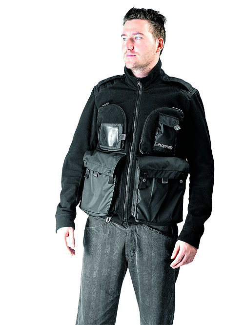 Fleece Camera Jacket