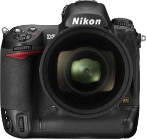 Nikon D3 dSLR