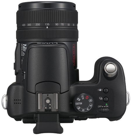 Panasonic FZ50 Digital Camera
