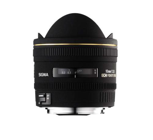 Sigma 10mm f2.8 fisheye lens review