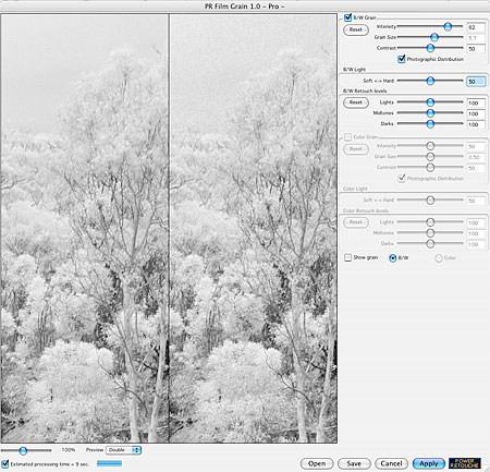 Power Retouche Photoshop Filter Plug-ins