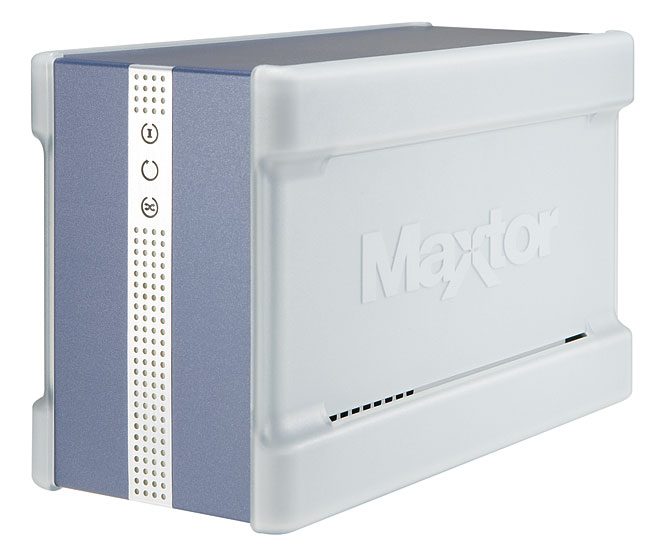 Maxtor Shared Storage II network disk drive