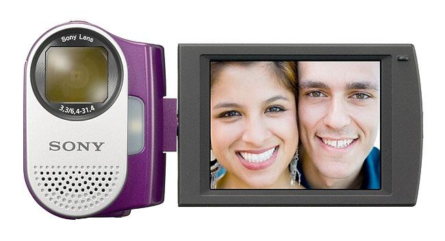 Sony CM1 video and still camera