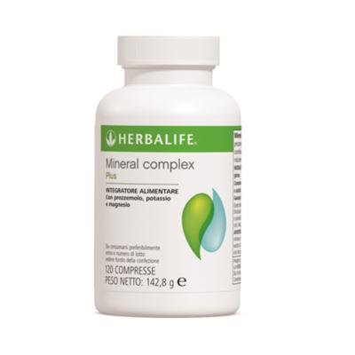 Mineral Complex Plus Herbalife