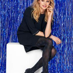 Collant Moda Donna Borchiette SISI