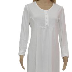 Camicia da notte Liu Jo donna art. Bordo raso in cotone