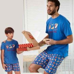 Pigiama Uomo e Ragazzo Admas Pizza
