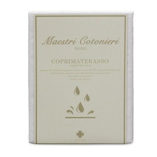 Coprimaterasso impermeabile Maestri cotonieri dimaiolobiancheria.it