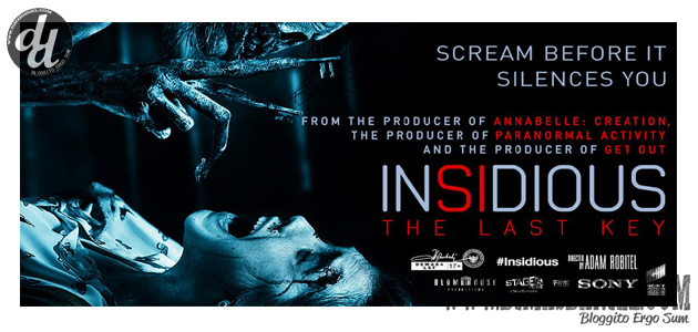[MOVIE REVIEW] Insidious: The Last Key