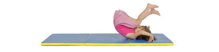 tapis de gymnastique pour enfant et