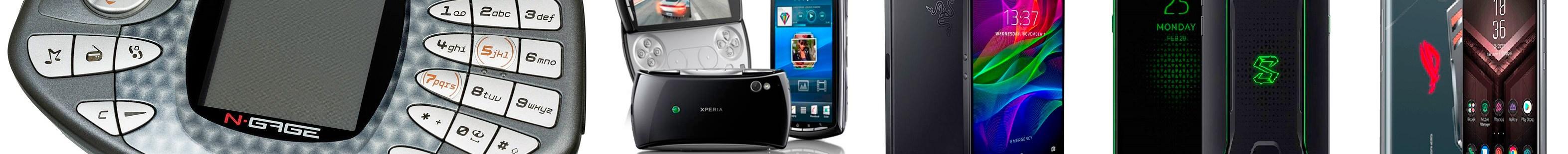 Destaque Smartphones Gamer