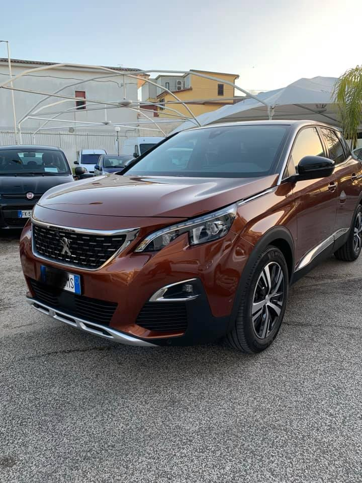 3008 gtline  cambio automatico 11/2019 km10500 full optional vari colori!!!!!