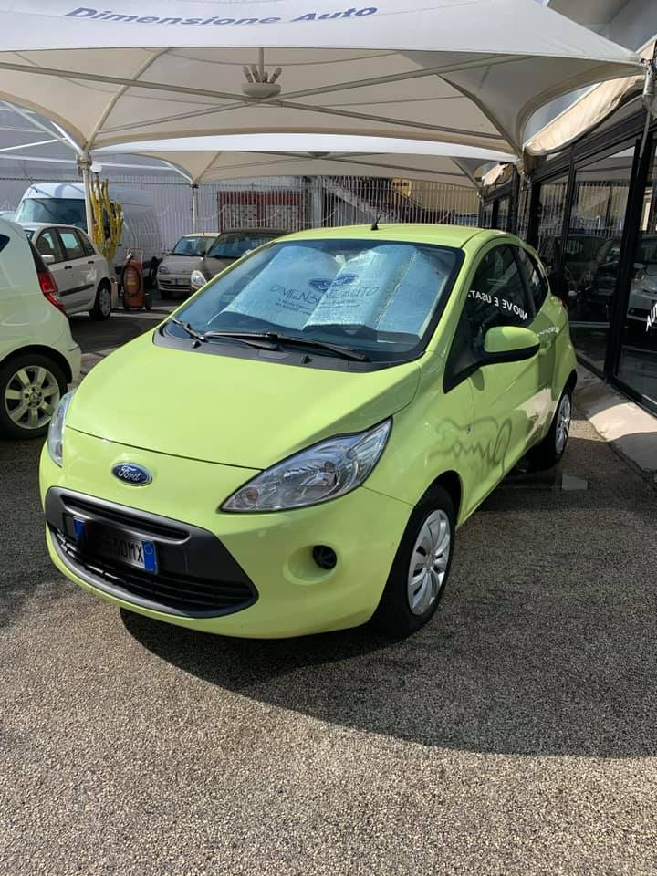 Ford ka 1.2 titanio 2013 full optional
