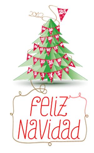¡ Feliz Navidad ! y Listado de participantes del sorteo Mr Wonderful.