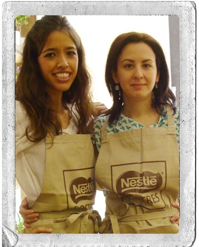 Showcooking Nestlé Bloggers
