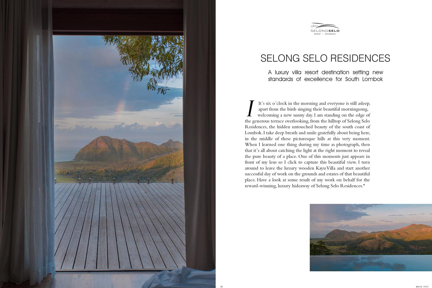 Selong Selo Resort and Residences