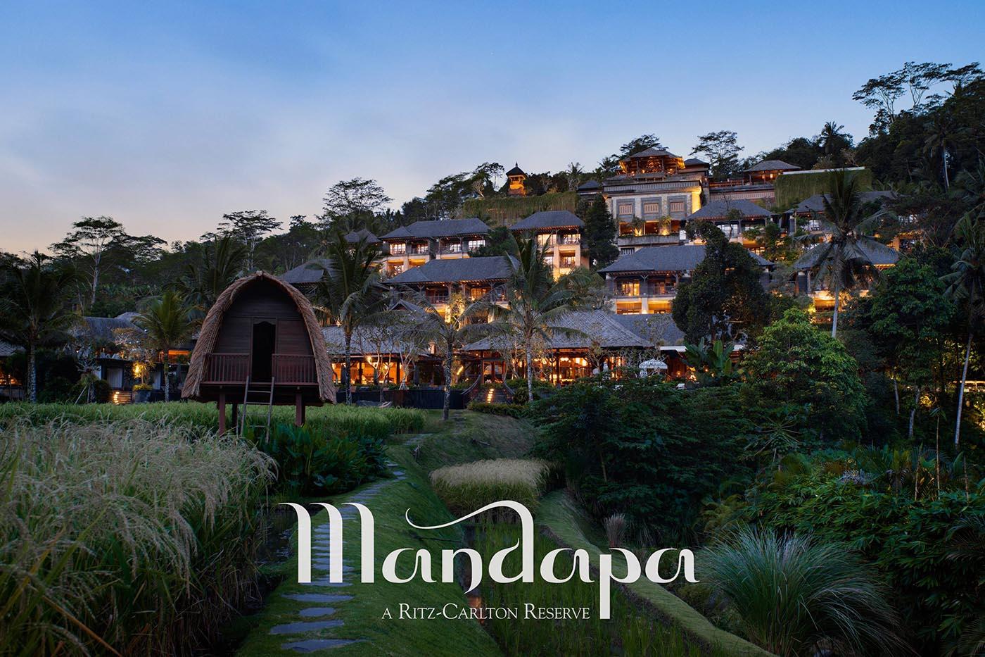 Mandapa. a Ritzcarlton Reserve