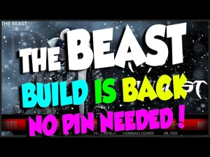 How To Install The Beast without PIN code, Version 1.6 2016 Update by ChrisB!