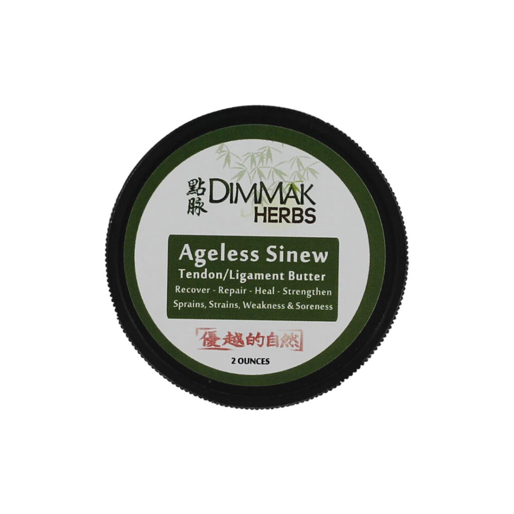 Ageless Sinew Poultice The Ligament and Tendon Butter Balm   Dimmak ageless sinew butter