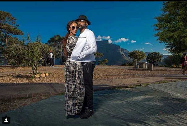Banky W and Adesua on holiday fun time in Jamaica (photos)