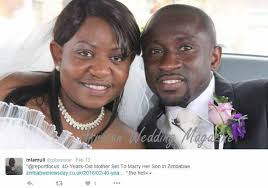 I'm Marrying My Son Because I Spent Money To Train Him In School And I Am Pregnant – Betty Mbereko