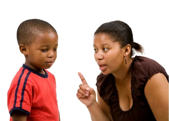 Parenting And Child Discipline-Mistakes/Corrections